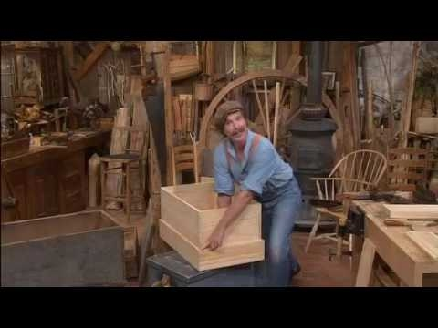 The Woodwright's Shop S28E02 Joiner's Tool Chest Pt 1