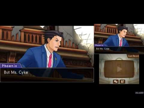 Phoenix Wright: Dual Destinies #30 - Turnabout for Tomorrow ~ Trial, Day 1 (3/4)