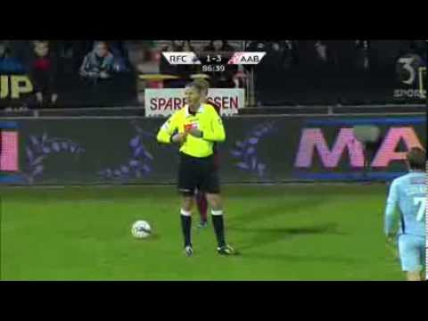 Randers FC 1 - 4 AaB Aalborg | 11-11-2013