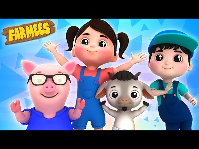 If You're Happy And You Know It | Nursery Rhymes For Kids