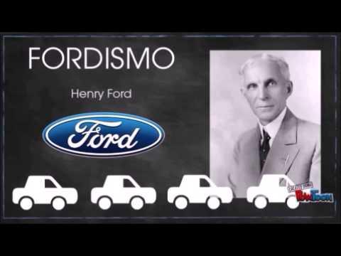 Taylorismo, Fordismo e Toyotismo