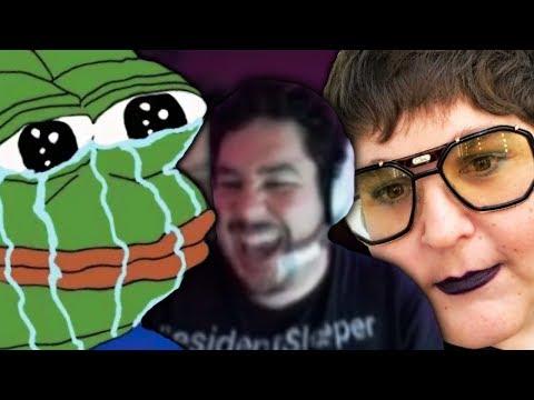 I Got Roasted By Andy Milonakis On Greekgodx Stream