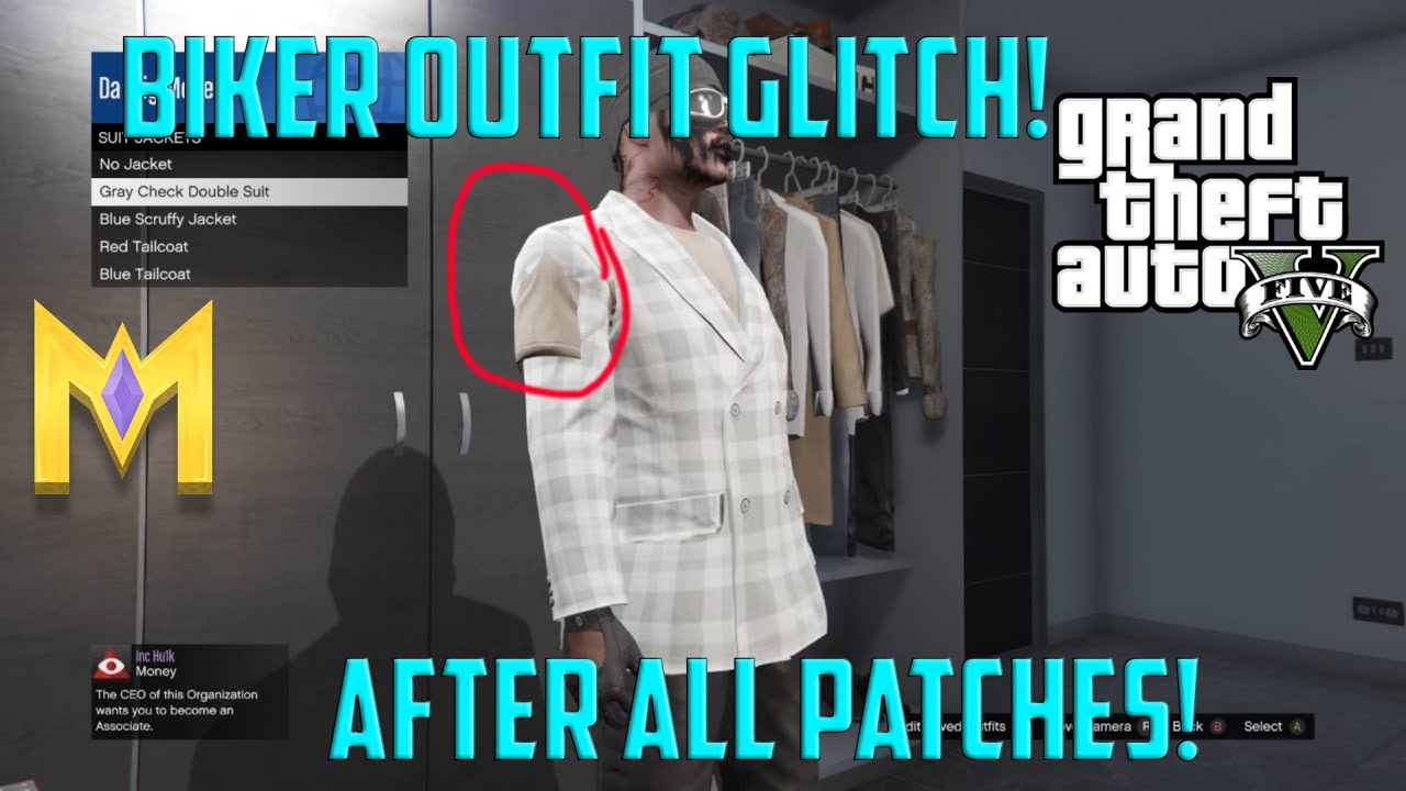 GTA 5 Online BIKER DLC - NEW Outfit Glitch AFTER ALL PATCHES - u0026quot;Biker DLC Glitchu0026quot; - YouTube