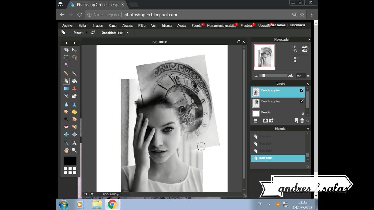 Como Hacer Un Diseño Para Tatuaje como hacer diseÑo para tatuar photoshop online