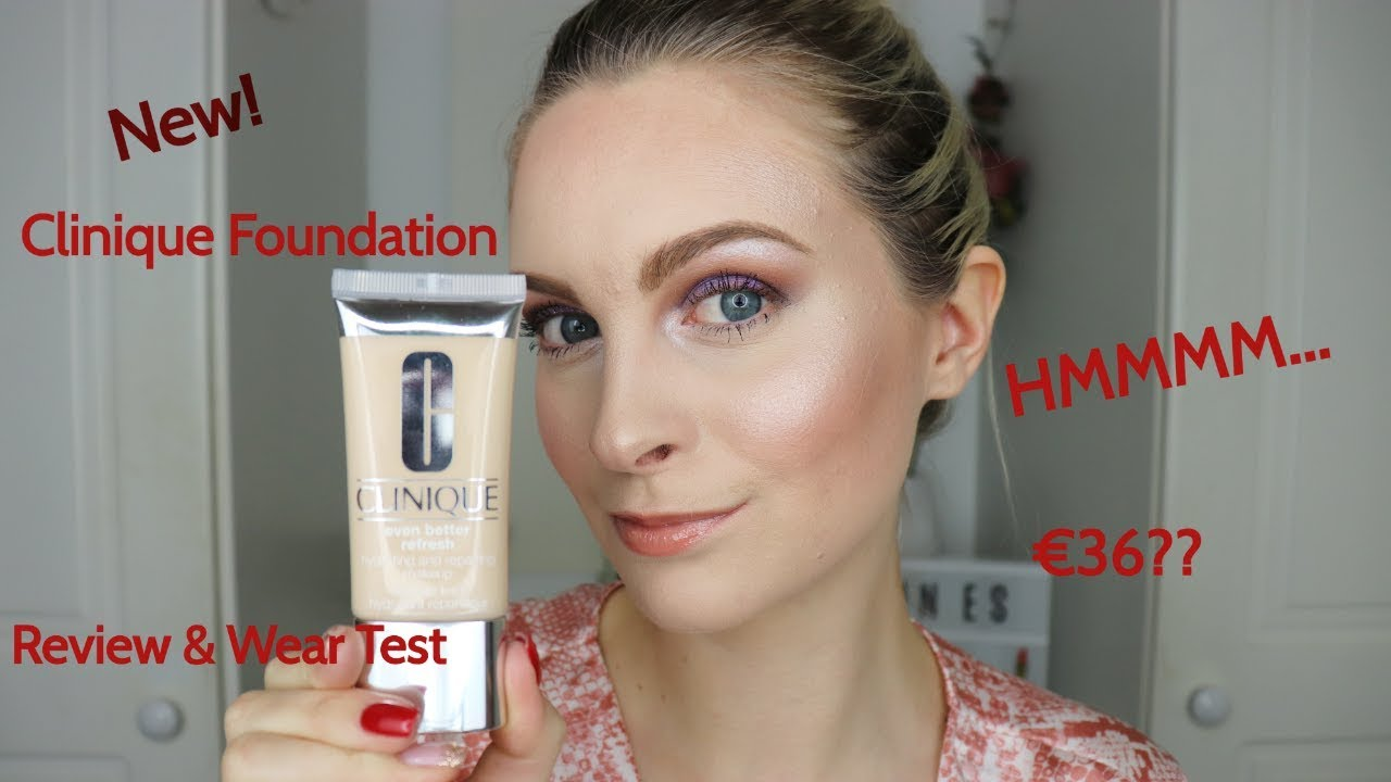 Even Better Refresh Hydrating And Repairing Makeup by Clinique #5