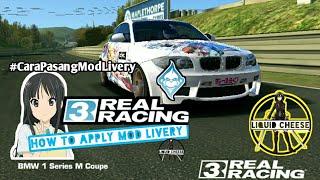 Tutorial Memasang Mod Livery Real Racing 3  #RealRacing3Indonesia #Android #iOS #Remake