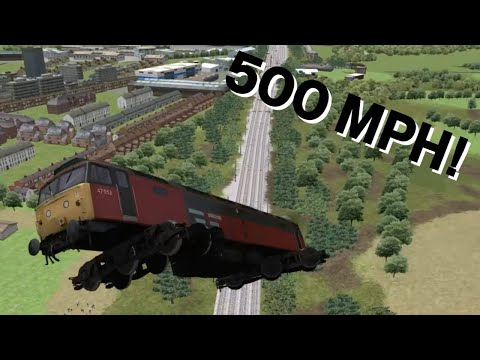 SUPER CLASS 47 | The Real High Speed Train!
