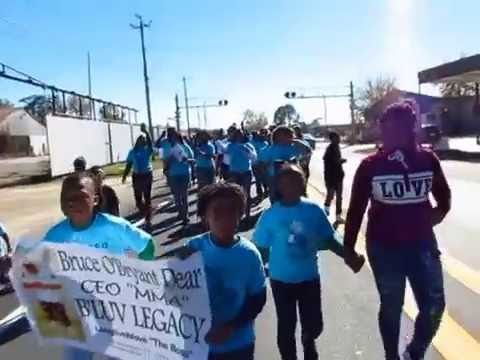 Stop the Violence Rally in Quitman,MS