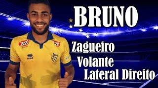 BRUNO - ZAGUEIRO / VOLANTE / LATERAL DIREITO