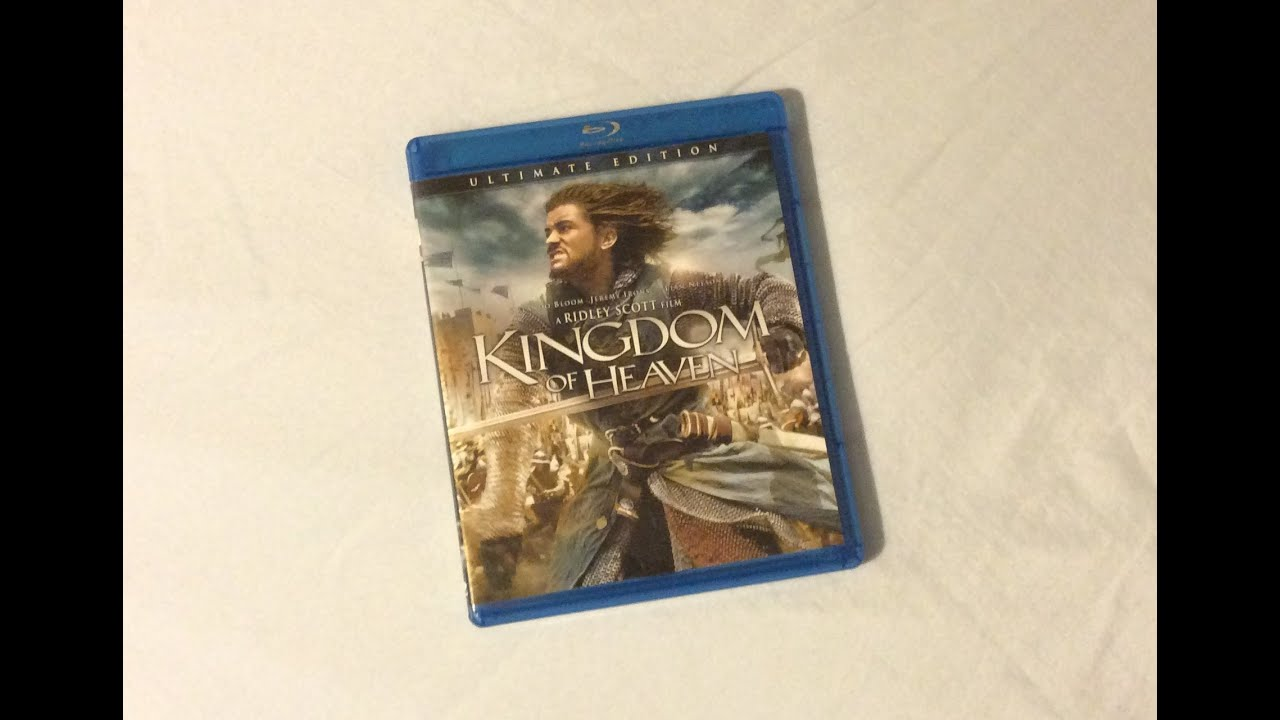 Download Kingdom of Heaven: Ultimate Edition (2005) Blu Ray Review and Unboxing