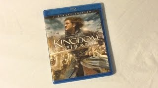 Kingdom of Heaven: Ultimate Edition (2005) Blu Ray Review and Unboxing