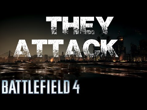 """They Attack"" 