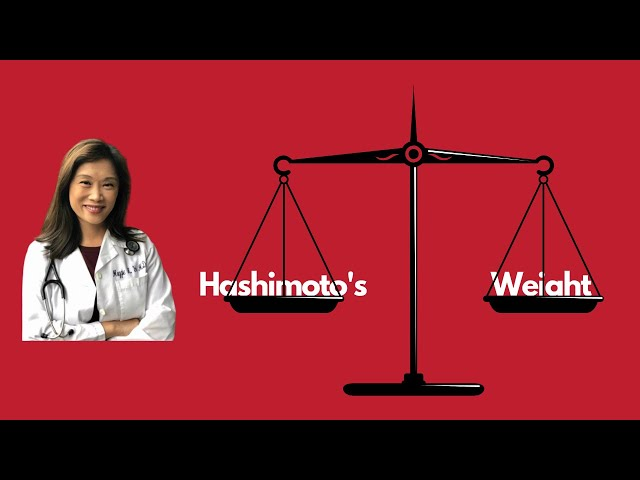 How to master Hashimoto's and weight with Stacie!