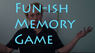 The Better Memory Game