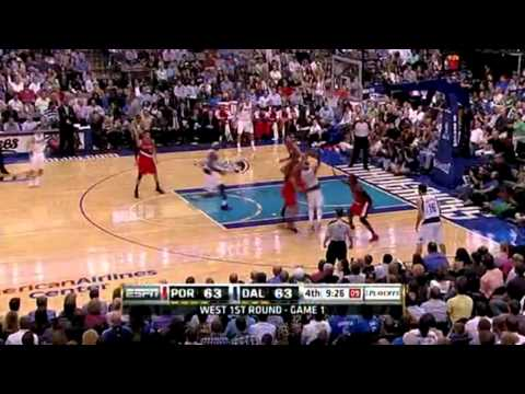 Mavericks vs Trail Blazers Game 1 Recap - First Round NBA Playoffs 2011