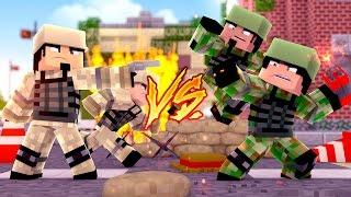 Minecraft: SEGUNDA GUERRA - CRAFTING DEAD Ep.16 ‹ AMENIC ›