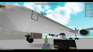 roblox thai airways airbus a340 boarding at blonhceon
