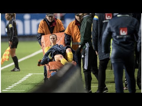Samuelsson skadad