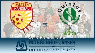 Morrenhof Jansen Dalfsen vs Quintus uit Kwintsheul