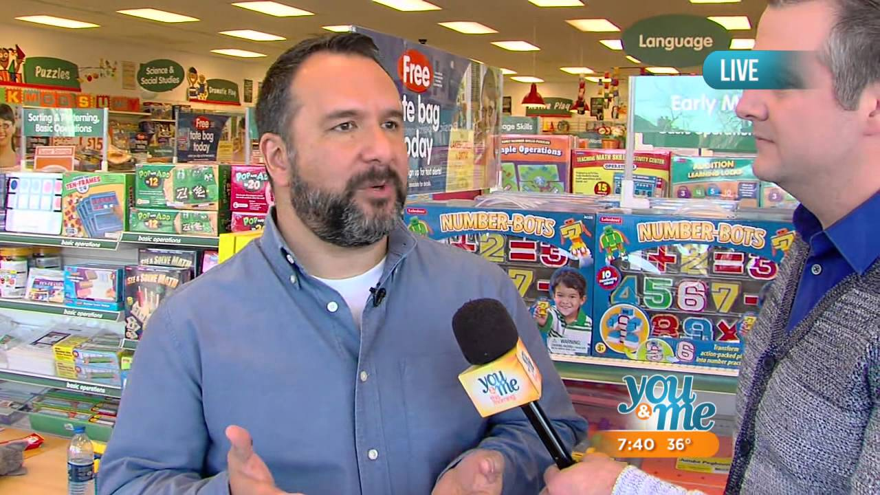 Get Educational Toys at Lakeshore Learning: Part 2 - YouTube