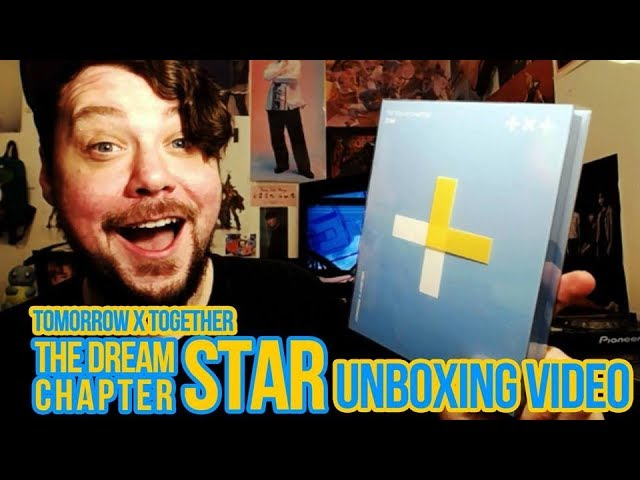Mikey's TXT - The Dream Chapter: STAR - Unboxing Video