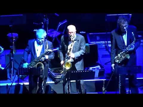 """""""Sotto Le Stelle Del Jazz"""" Paolo Conte @ """"JAZZMI Festival"""" Teatro Degli Arcimboldi Milano 13/11/2018"""