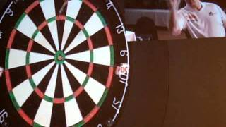 Sousa vs Dudbridge, PDC Spanish Darts Trophy 2012 domingo
