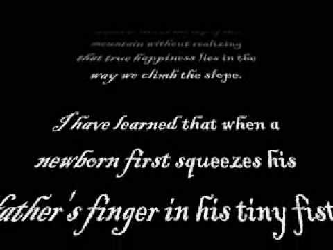 A Farewell Letter by Gabriel Garcia Marquez YouTube