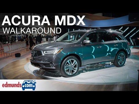 2017 Acura MDX Walkaround