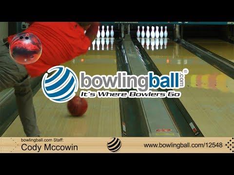 bowlingball.com Pyramid Blood Moon Rising Bowling Ball Reaction Video Review