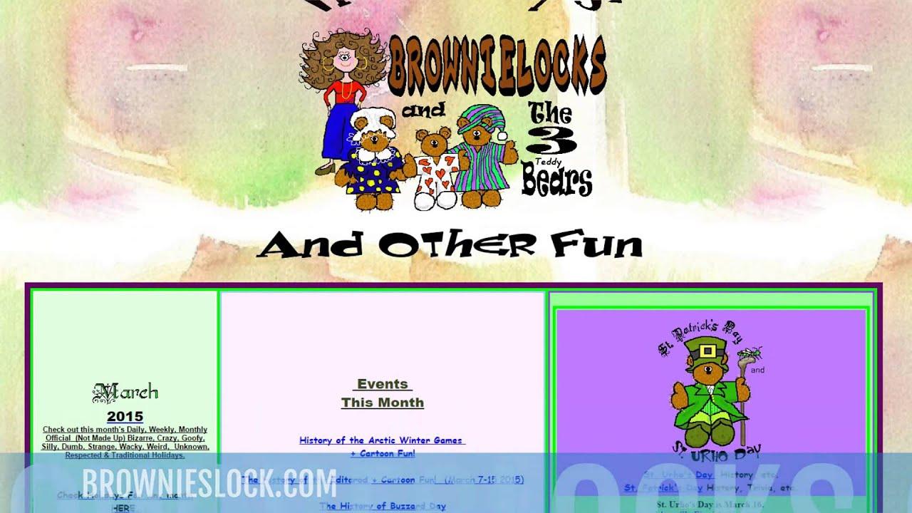 Brownielocks com