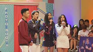 MayWard at ASAP Pop Teens Choice 2017
