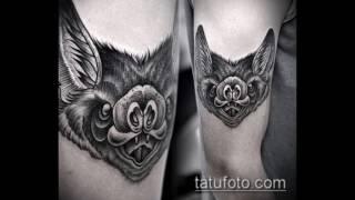 Значение тату летучая мышь в армии - фото варианты готовых тату