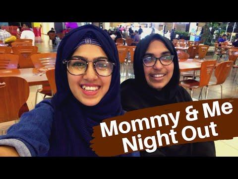 അമ്മായി അമ്മയും മരുമോളും😍 || NIGHT OUT WITH MOTHER IN LAW || ABU DHABI || WAFA FAHIM