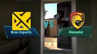 PAL Summer League 2020 | MAZAALAI vs BREN | MN cast