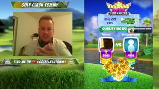 Golf Clash stream, Qualifying round LIVE - Sunshine Open - MASTERS TEE, Part 1