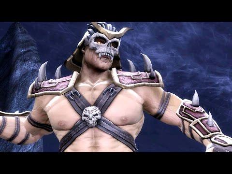 Mortal Kombat 9 - Shao Kahn Klassic Ladder Walkthrough
