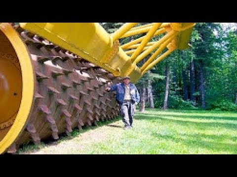 Most EXTREME Industrial Machines Ever!