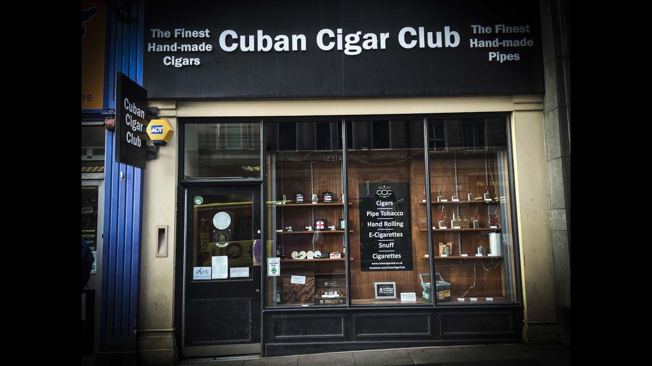 Cuban Cigar Club, Newcastle UK