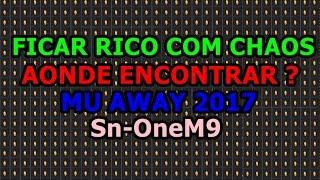 COMO FICAR RICO NO MUAWAY COM CHAOS