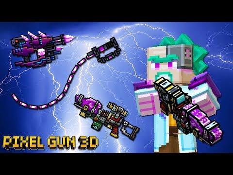 Pixel Gun 3D - PORTALIUS SET / Спустя Пол Года (403 серия)