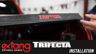 In the Garage with Total Truck Centers: Extang Trifecta Tri-Fold Tonneau Cover
