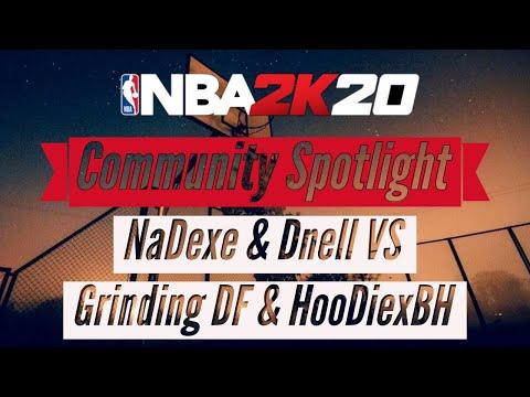 NaDexe XT & Dnell XT vs Grinding DF & HooDiexBH
