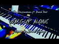 The Chainsmokers ft Jhené Aiko - Wake Up Alone (Jarel Gomes Piano)