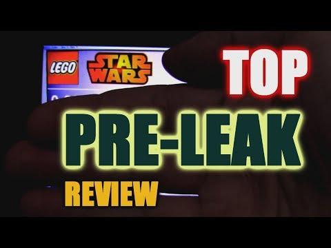 TOP PRE-LEAK 2018-2019 LEGO Star Wars image set review!