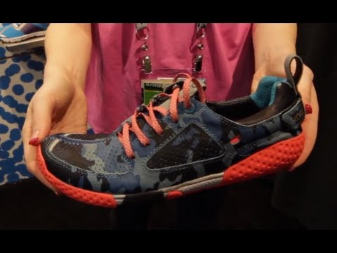 Skora Limited Edition Camo FORM at Outdoor Retailer 2013 - YouTube