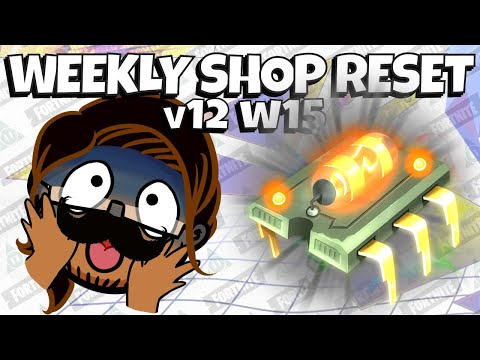 WHAT IS GOING ON?! ~ SURPRISE In Weekly Shop Reset 5.27.20 | Fortnite STW