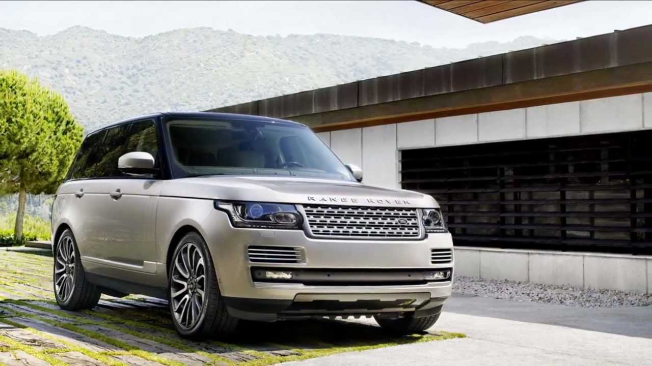 Range Rover L322 22 Inch Wheels >> R$ 551.800-R$ 604.800 Novo Range Rover Vogue 2014 339 cv-510 cv - YouTube