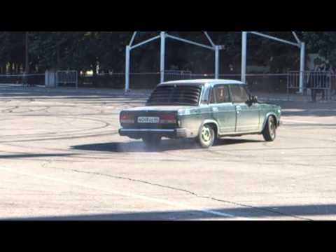 Видеозапись ВАЗ 2107