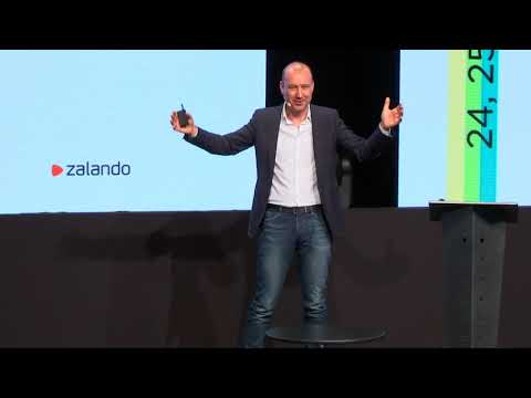 #ParisRetailWeek : KEYNOTE INTERNATIONALE  ZALANDO (english)